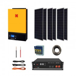 Lithium 5kw Solar Kit 3.5 KW Storage