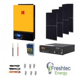 3kw Solar Kit 2.84KW Lithium Storage
