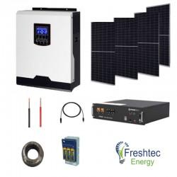 Axpert 3kw Solar Kit with 2.84kw Pylon UP2500 Lythium Battery (PWM)