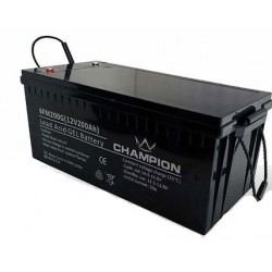 Deep Cycle 200AH 12V Gel Battery