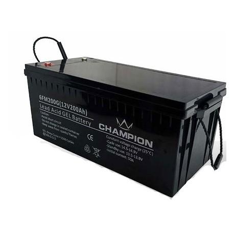 Deep Cycle 200AH 12V Gel Battery