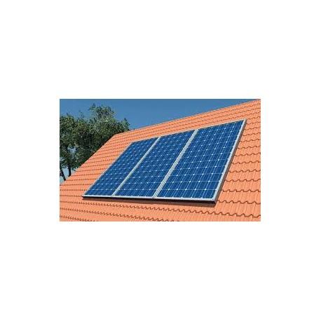 3 Panels Tiled Roof Kit