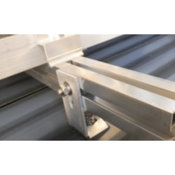 4 Panels mounting kit (IBR & Corrugated)