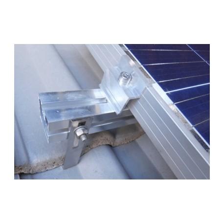 9 Panels Tiled Roof mounting kit