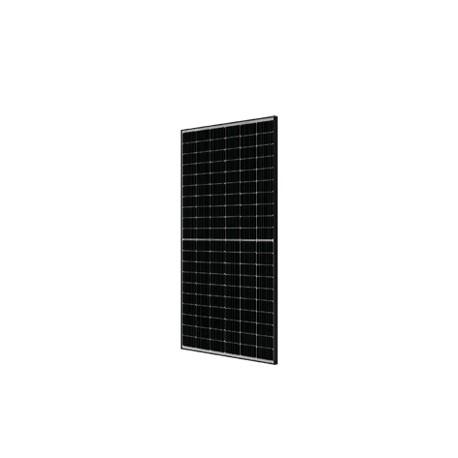 JA Solar 370W Mono MBB Percium Half-Cell Black Frame MC4