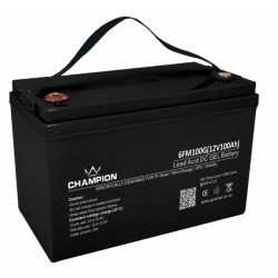 Deep Cycle 100AH 12V Gel Battery