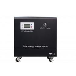 1000w UPS inverter with 100ah ( KAPA)