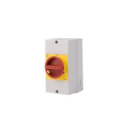 K&N Single Phase AC Switch Disconnector 80A