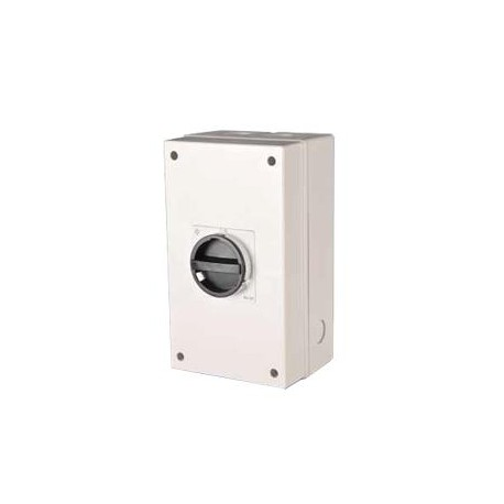 Dual String DC Switch Disconnector 25A 330V – 11A 690V (per string)