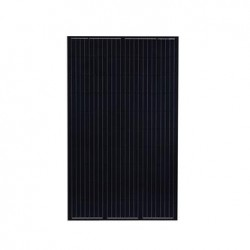 JA Solar 320W Mono MBB Percium Half-Cell All Black MC4