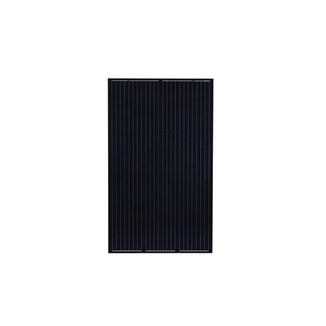 JA Solar 305W Mono Percium 5BB All Black with MC4